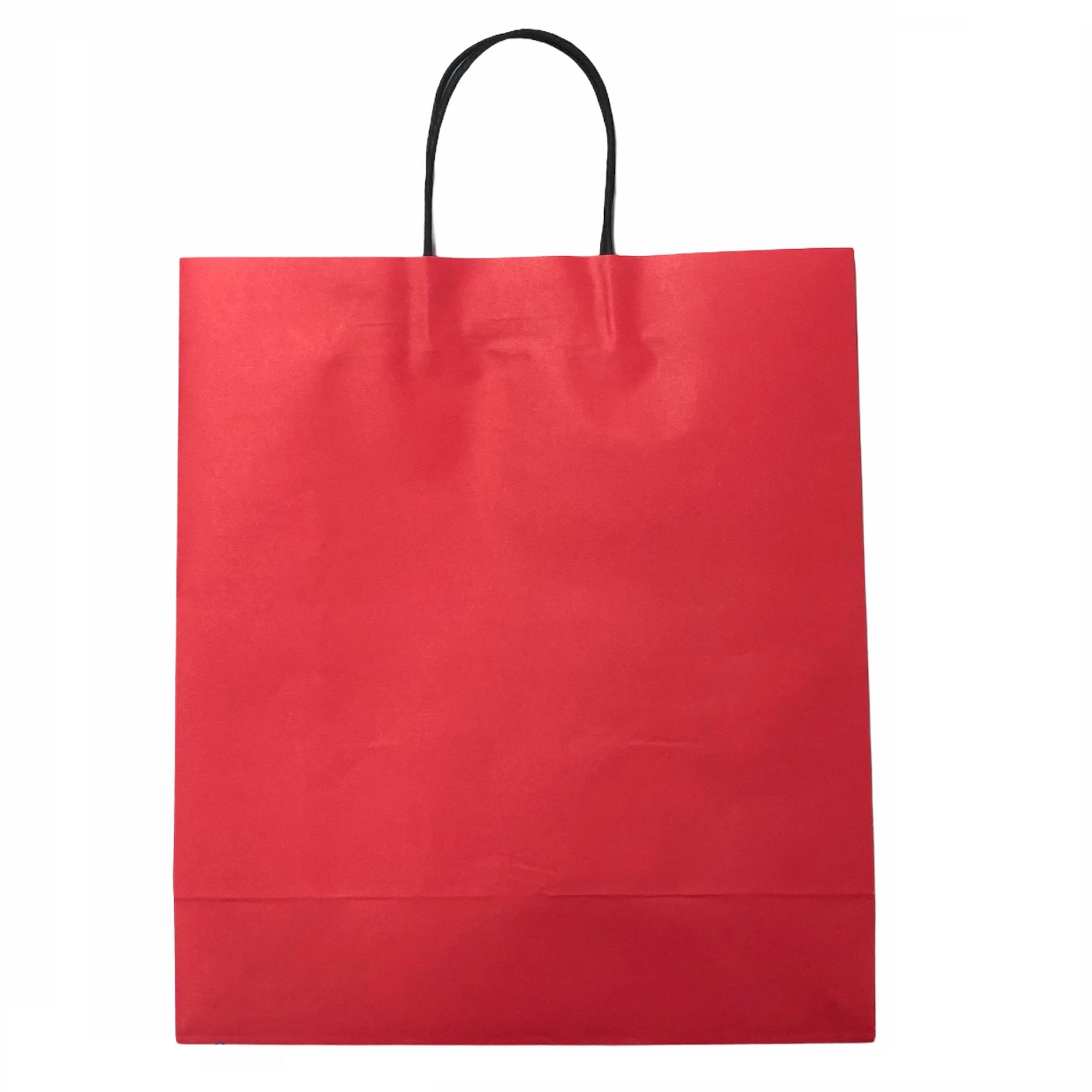 節日(福袋)紙繩手挽紙袋